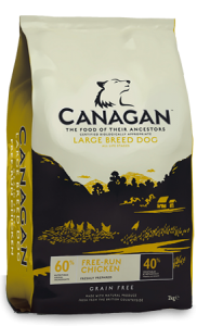 Canagan LARGE BREED Free Run Chicken 2kg