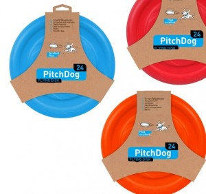 PitchDog - Game flying disc 24cm
