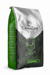 Canagan FREE RANGE CHICKEN CAT  8kg