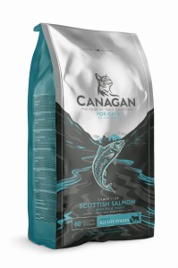 Canagan SCOTTISH SALMON With HERRING & TROUT dla kotów 1,5kg