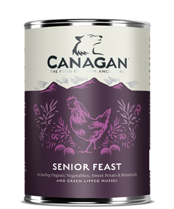 Canagan Can SENIOR FEAST - dla psów -  0,4kg