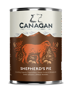 Canagan Can SHEPHERD'S PIE - dla psów -  0,4kg