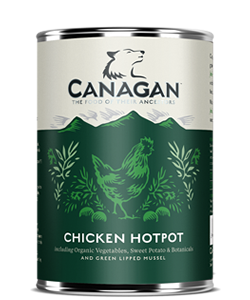 Canagan Can CHICKEN HOTPOT - dla psów -  0,4kg